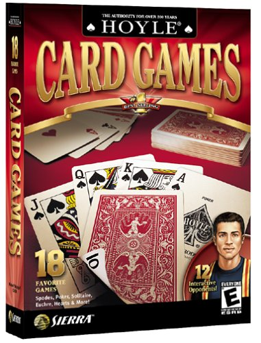 Hoyle Card Games 2003 - PC/Mac