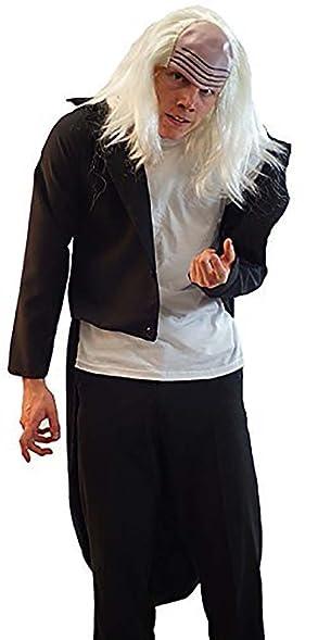 Amazon Halloween Rocky Horror Panto Fancy Dress Riffy Raffy Mad