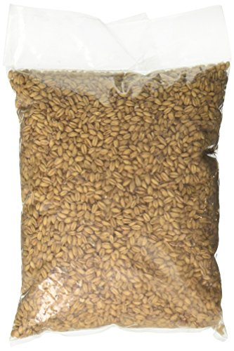 Briess White Wheat Malt Home Brewing Malt Whole Grain 1lb ()