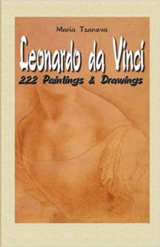 leonardo da vinci 222 paintings drawings