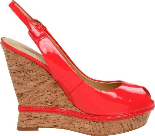 Luxury Coral Pump Womens Rebel Luxury Wedge Rebel Carolyn qS5ZOZ