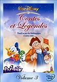 Contes et Légendes - Vol.3 : Donald au pays des mathémagiques