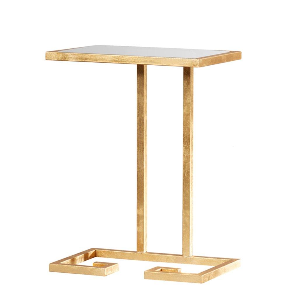 CSQ ソファーサイドテーブル、コーナーコーヒーテーブルベッドサイドテーブル小さなコーヒーテーブルサイドテーブルサイドキャビネットスモールテーブル40 * 25 * 55cm コーヒーテーブル (サイズ さいず : 40*25*55cm) B07DWTWPMP40*25*55cm