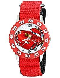 Kids' W001929 Cars Analog Red Watch