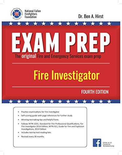 Exam Prep Fire Investigator