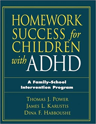Homework Help  A System That Works for ADHD Children   Re pinned by   ADDitude