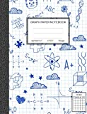 img - for Graph Paper Notebook, Quad Ruled 5 squares per inch: Math and Science Composition Notebook for Students (Notebooks For Students) book / textbook / text book