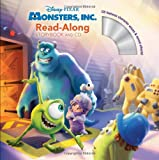 Monsters, Inc. Read-Along [With CD (Audio)] (Read-Along Storybook and CD)