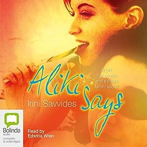 Aliki Says Audiobook