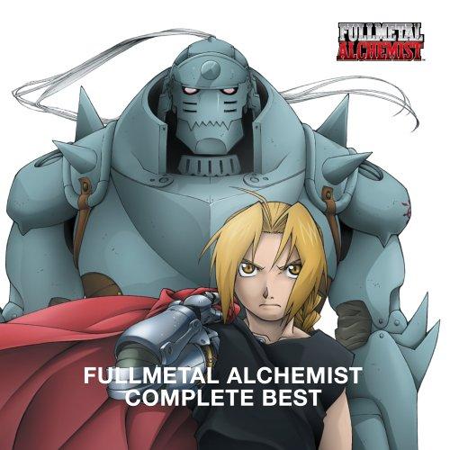 Image result for Full Metal Alchemist Complete Best
