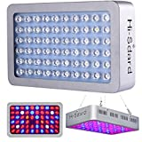 600W LED Grow Light, Hi-Sdard Full Spectrum Plant Light for Indoor Plants with Lens tech, Veg and Flower, Daisy Chain Connection, Adjustable Hanger - Grow I