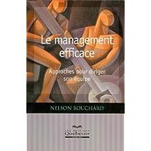 Management efficace (Le)