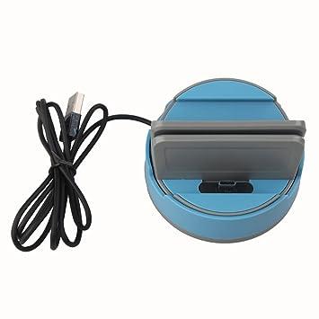 Amazon.com: Cable USB tipo C Dock, estación de carga pinyuan ...