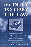 The Duty to Obey the Law
