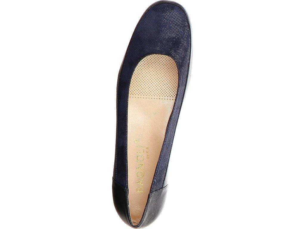 Bagnoli Bagnoli Bagnoli Damen Ballerinas 6060 blau 470383 456fae