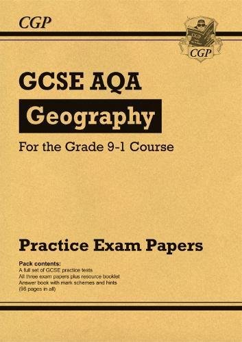 Download New GCSE Geography AQA Practice Papers - for the Grade 9-1 Course ebook