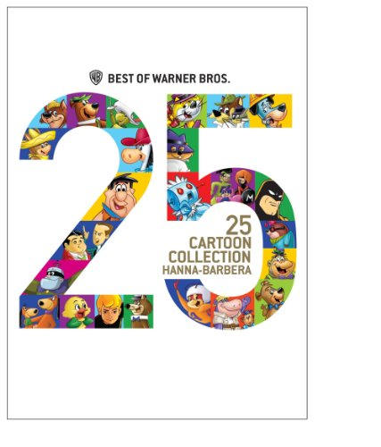 Best of Warner Bros. 25 Cartoon Collection: Hanna-Barbera (Best Of Warner Bros Cartoon Collection)