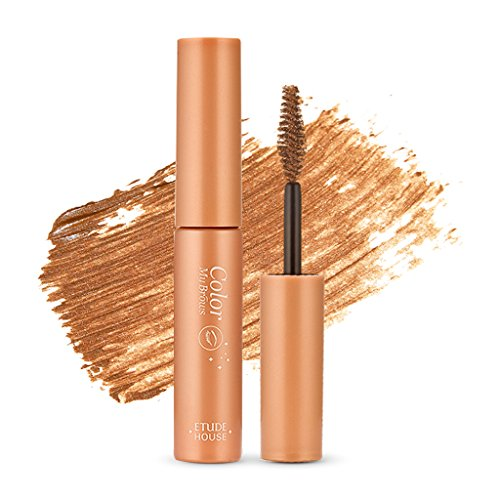 ETUDE HOUSE Color My Brows 4.5g (#2 Light Brown) - Brow Mascara