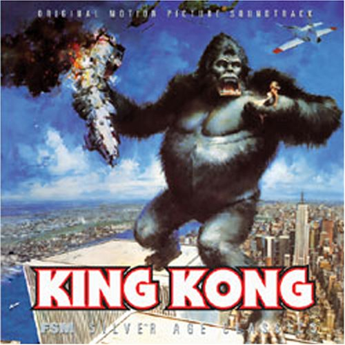 the use of underscoring and music in the film king kong Godzilla in popular culture edit and climbs up the empire state building as a reference to king kong in the disney/pixar film toy tune of the music.