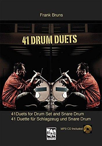 41-drum-duets-41-duette-fr-schlagzeug-und-snare-drum-spielbuch-dt-engl-mit-vorbungen-und-mp3-cd