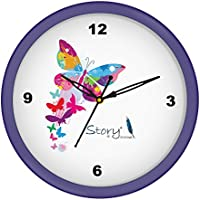 Upto 50% off on Wall Clocks from StoryHome