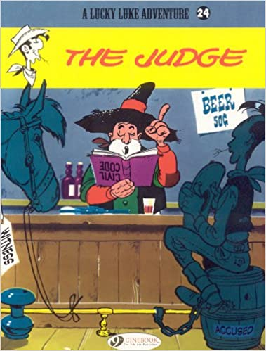 Image result for judge roy bean comic book