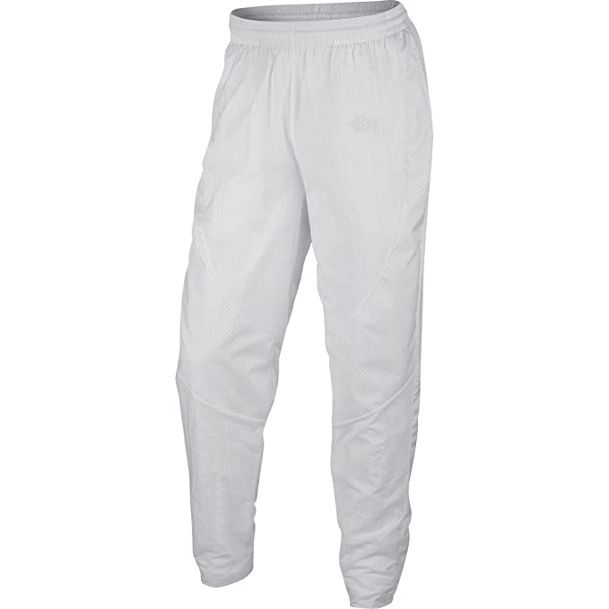 26295bf326d Amazon.com : Pantalon Mens Jordan Wings Muscle Pant white/white/white :  Clothing