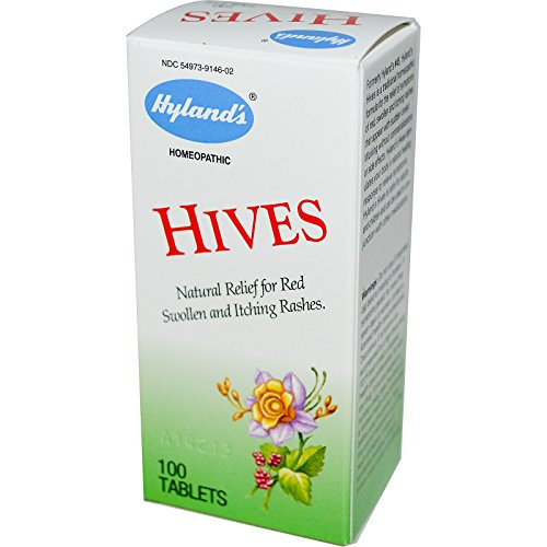 Hyland's, Hives, 100 Tablets - 2pc