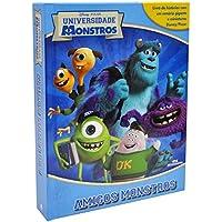 Amigos Monstros - Coleção Universidade Monstros (+ Miniaturas)