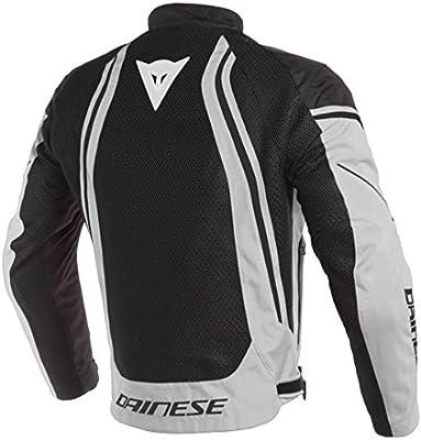 Dainese 1735202-Z93-52 Chaqueta para moto, Negro/Gris ...