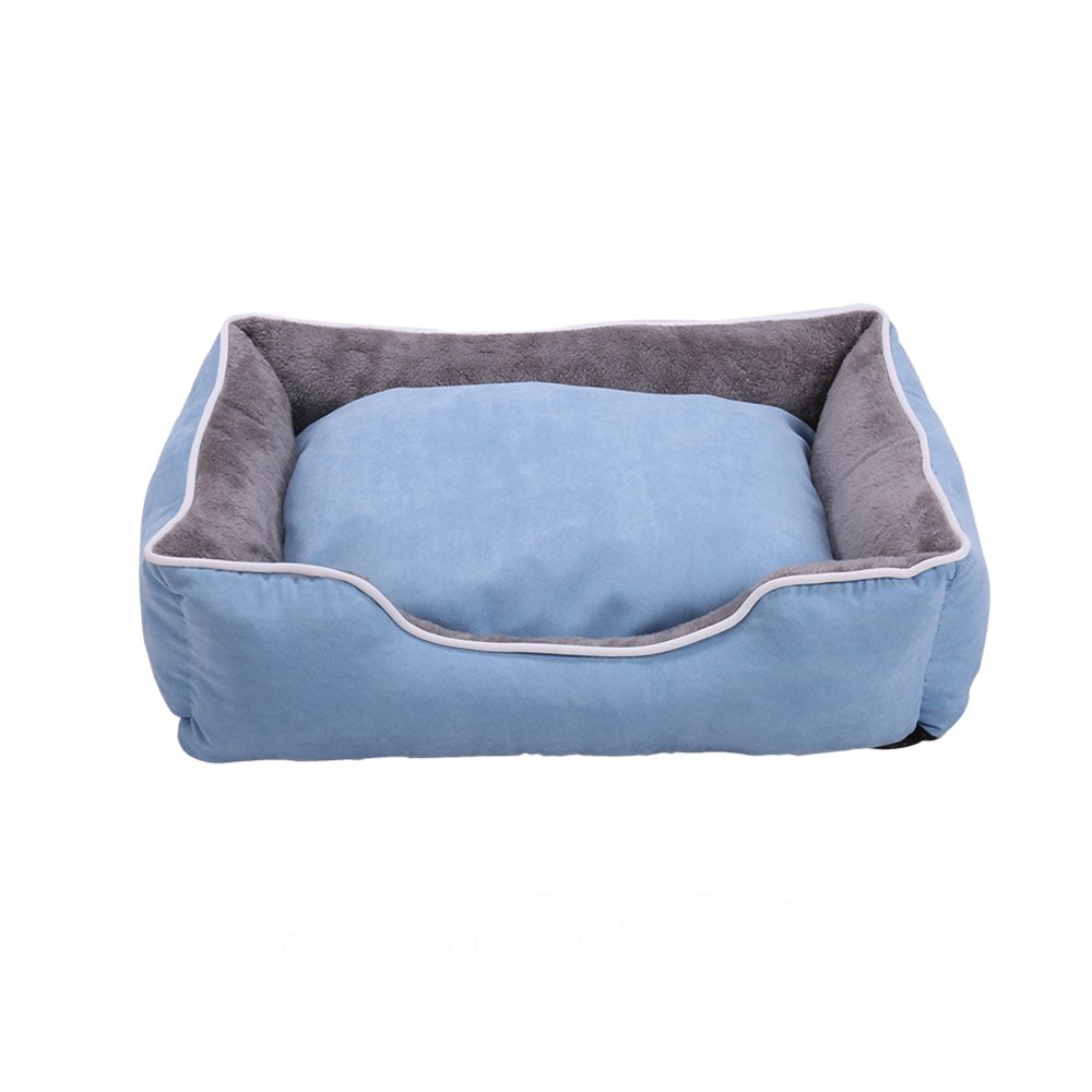 3 XSmallWXWX Pet Supplies Large And Medium Sized Kennels Dog Bed Doghouse Four Seasons Universal Cat Nest Sleeping Bag Removable And Washable Multifunction (color   9, Size   L)