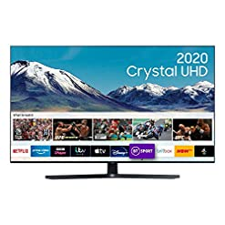 Samsung 55″ TU8500 Dynamic Crystal Colour HDR Smart 4K TV with Tizen OS, Black