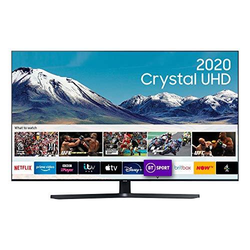 Samsung 43″ TU8500 Dynamic Crystal Colour HDR Smart 4K TV with Tizen OS Black