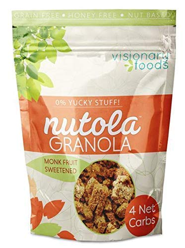 fruit and granola snacks - 9