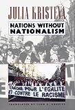 """Nations Without Nationalism"" av Julia Kristeva"