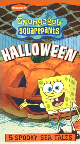 [SpongeBob SquarePants - Halloween [VHS]] (Easy Starfish Costume)