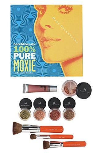 Bare Escentuals Bare Minerals 100% Pure Moxie Boxed Set