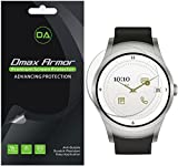 [6-Pack] Dmax Armor for Verizon Wear24 / Wear 24 Screen Protector, Anti-Bubble High Definition Clear Shield