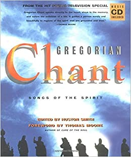 Book Gregorian Chant: Songs of the Spirit (1996-03-03)