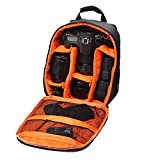 Credo DSLR SLR Camera Lens Backpack Shoulder Bag Case for Canon Nikon Sigma Olympus Camera