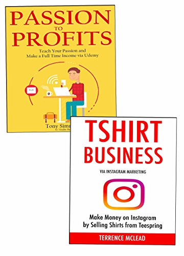 Selling Physical & Digital Products: Start a T-Shirt & Digital Product  Based Business That Works Best for You