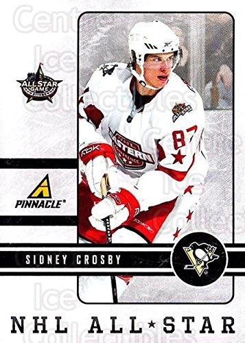 (CI) Sidney Crosby Hockey Card 2012 Pinnacle NHL AS 5 Sidney -