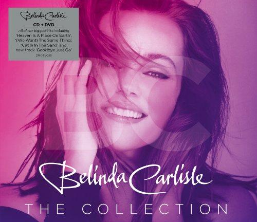 CD : Belinda Carlisle - Collection (Bonus DVD, United Kingdom - Import, NTSC Region 0, 2 Disc)