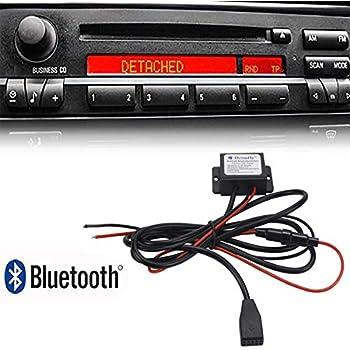 Amazon.com: Drimfly BMW Radio AUX Bluetooth Streaming