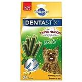 Pedigree Fresh Dentastix 21 Mini Treats Small/Toy