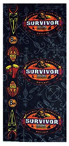 SURVIVOR TV SHOW BUFFS: Black Panama Gitanos Merge Tribe - Survivor Pack