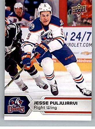 32df0bf76 Amazon.com  2017-18 Upper Deck AHL  117 Jesse Puljujarvi NM-MT ...