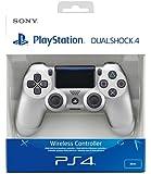 PlayStation 4: Dualshock Controller, Silver V2