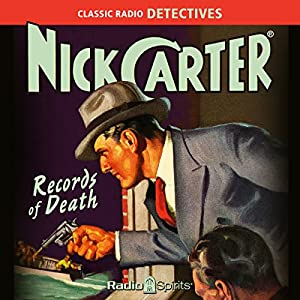 Nick Carter: Records of Death Radio/TV Program