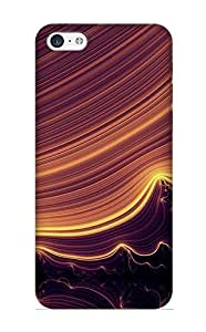 Elizabethshelly Protection Case For Iphone 5c / Case Cover For Christmas Day Gift(abstract Artistic)